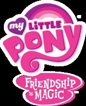 My Little Pony Friendship is Magic logo
