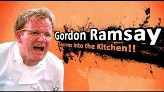Smash Bros Lawl X Character Moveset - Gordon Ramsay