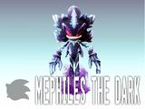 Mephiles the Dark