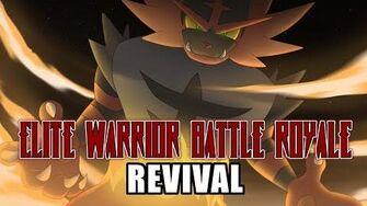 Elite Warrior Battle Royale Revival - Incineroar