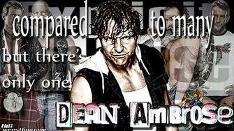 Elite Warrior Battle Royale - Dean Ambrose