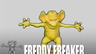Smash bros lawl X Assist Trophy - Freddy Freaker