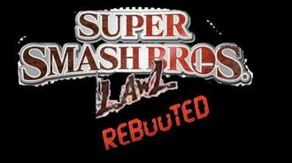 Super Smash Bros Lawl Rebuuted-Trophy Library Theme