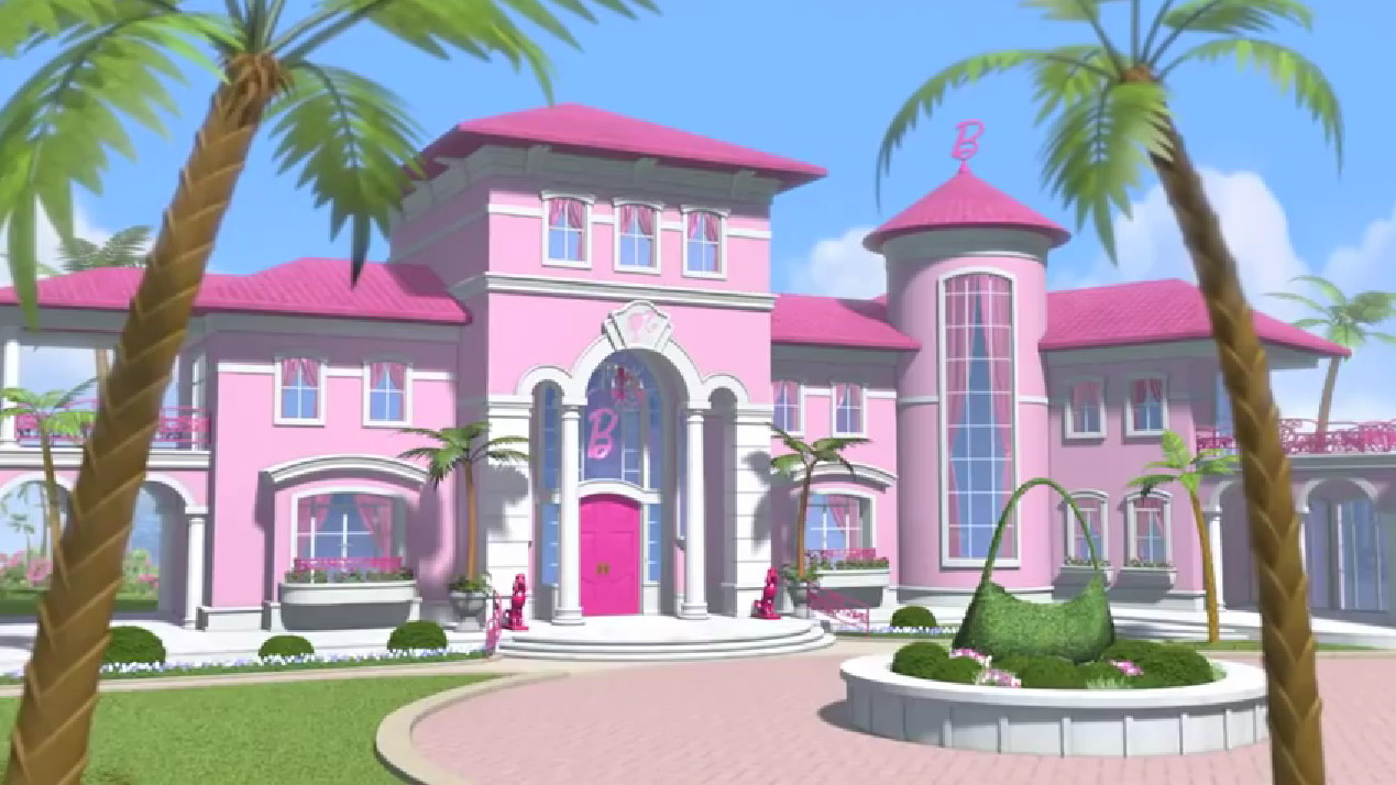 Barbie dreamhouse universe of smash bros lawl wiki for Dream house com