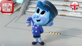 RALPH BREAKS THE INTERNET Meet Eboy, Voiced by DanTDM! Official Disney UK