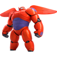 Armor Baymax