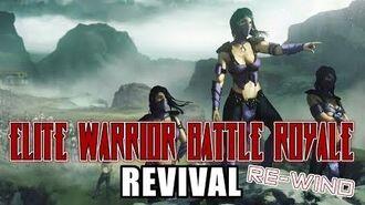 Elite Warrior Battle Royale Revival Re Wind - Milenna