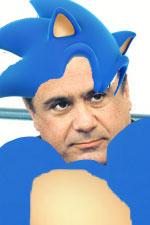 Danny DeVito Sonic