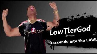 Smash Bros Lawl HAJIME Moveset LowTierGod