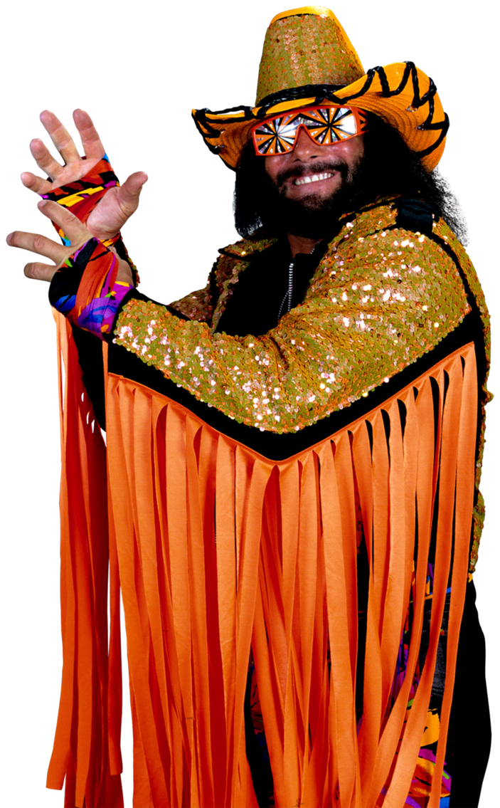 Macho Man Randy Savage | Universe of Smash Bros Lawl Wiki