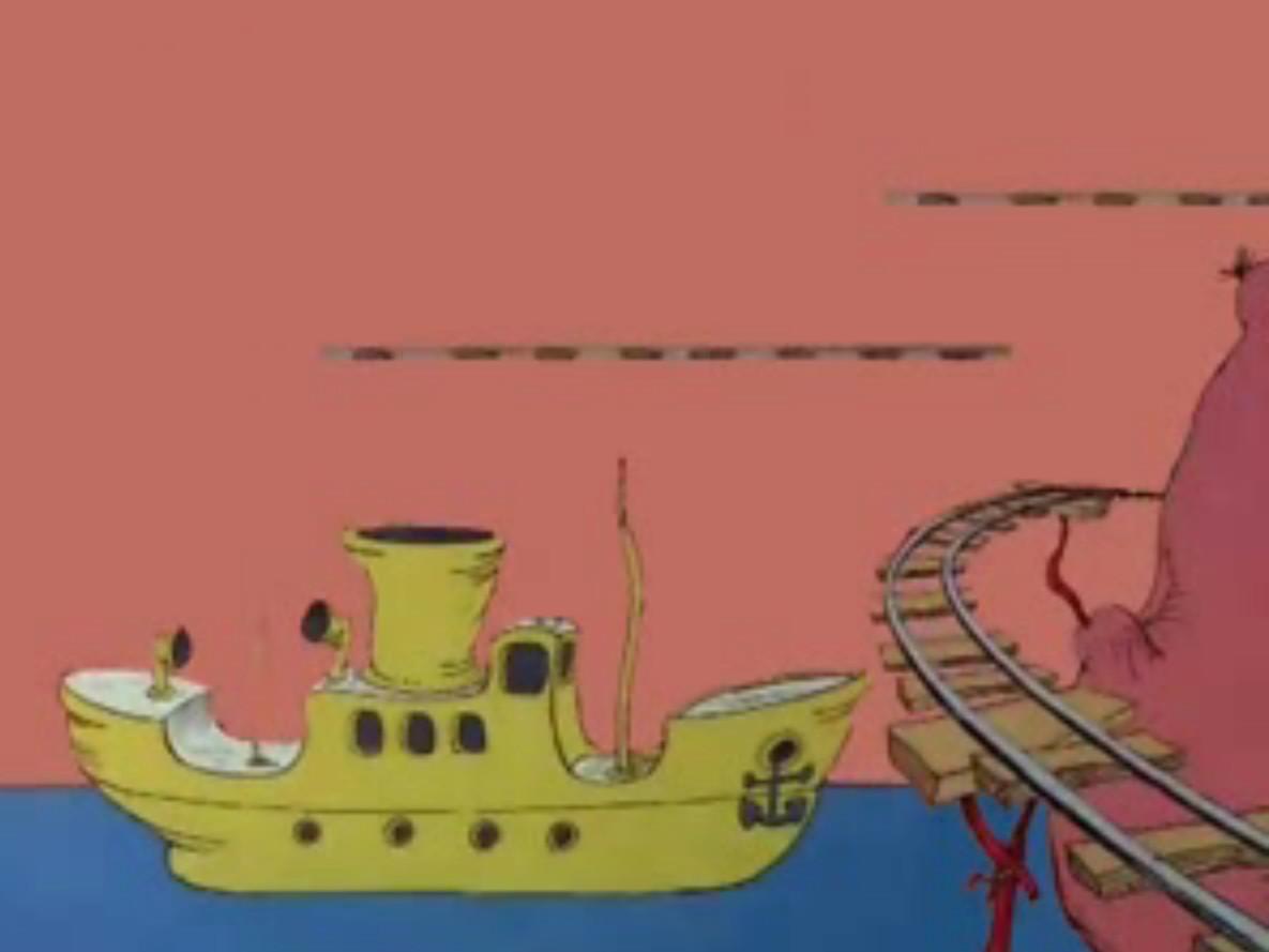 Green Eggs And Ham Boat Universe Of Smash Bros Lawl Wiki Fandom