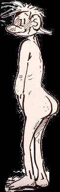 Naked Karlsson