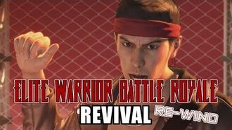 Elite Warrior Battle Royale Revival Re-Wind - Kazuma Kiryu