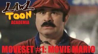 Lawl Toon Academia Movie Mario