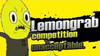 Smash bros lawl X Character moveset - Lemongrab-1