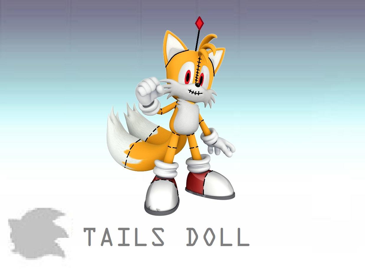 Tails Doll   Universe of Smash Bros Lawl Wiki   FANDOM