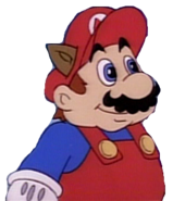 Cartoon Mario