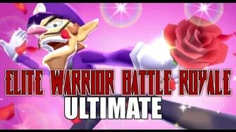 Elite Warrior Battle Royale Ultimate - Waluigi