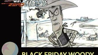 Smash Bros. Lawl Zero Character Moveset - Black Friday Woody