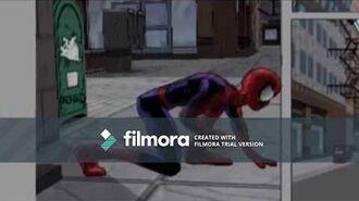 Yellow Heart vs Ultimate Spiderman