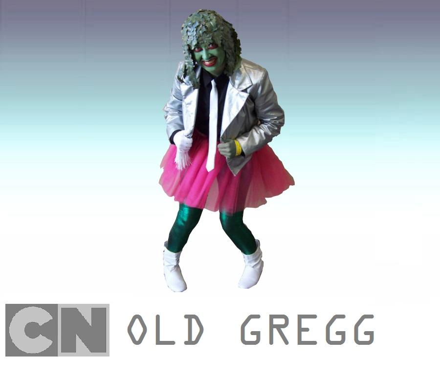 Old Gregg | Universe of Smash Bros Lawl Wiki | Fandom