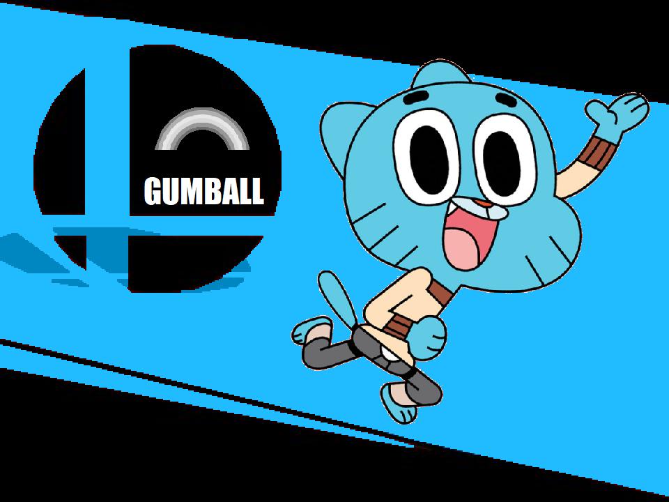 Gumball Watterson Universe Of Smash Bros Lawl Wiki Fandom