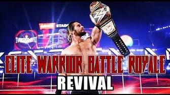 Elite Warrior Battle Royale Revival - Seth Rollins