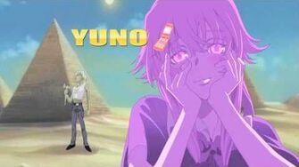 Smash Bros lawl X Character Moveset - Yuno