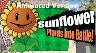Super Lawl Bros. Brawl-Omega & Alpha Character Moveset - Sunflower (Animated)