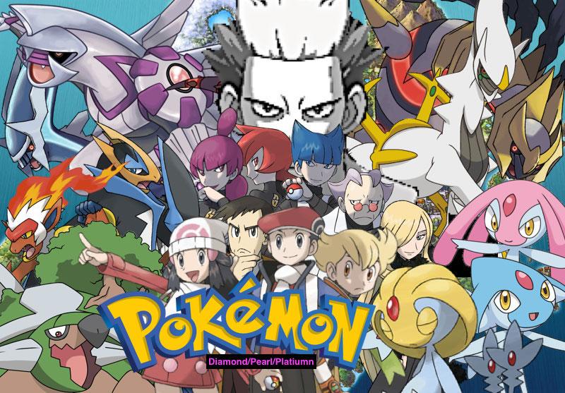 Pokemon light platinum physical special split