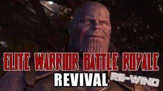 Elite Warrior Battle Royale Revival Re-Wind - Thanos