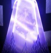 The Lumen Histoire revealed to Erza