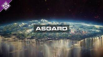 Asgard Marvel Cinematic Universe Atlas