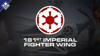 181st Imperial Fighter Wing Star Wars Legends