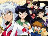 Inuyasha's Group