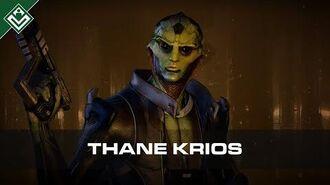 Thane Krios Mass Effect Dossier