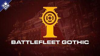 Battlefleet Gothic Warhammer 40,000