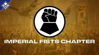 Imperial Fists Chapter Warhammer 40,000
