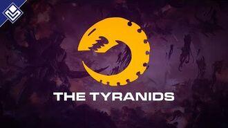 The Tyranids Warhammer 40,000