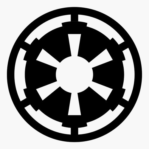 Star Wars Empire Logo Png