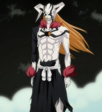 Hollowfied Ichigo