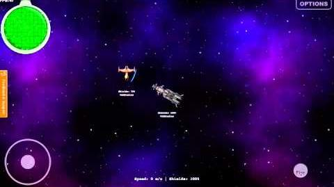 The Universe Projects - Space Game Pre-Alpha - Killing People