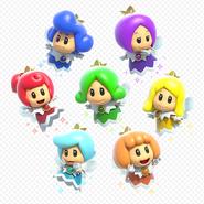 480px-Fairy Group Artwork - Super Mario 3D World