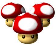Mkdd triple mushrooms