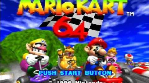 Mario Kart 64 Music - Circuit