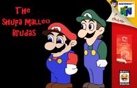 Malleo and Weegee s Video Game by MarioRocks128
