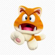 480px-Cat Goomba Artwork - Super Mario 3D World