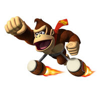 Wii Donkey Kong ss03