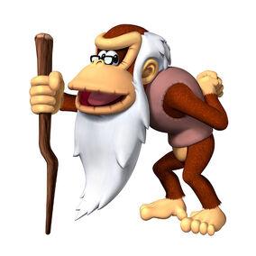 20110909233620!Cranky Kong New