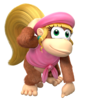 415px-Dixie Kong - Donkey Kong Country Tropical Freeze